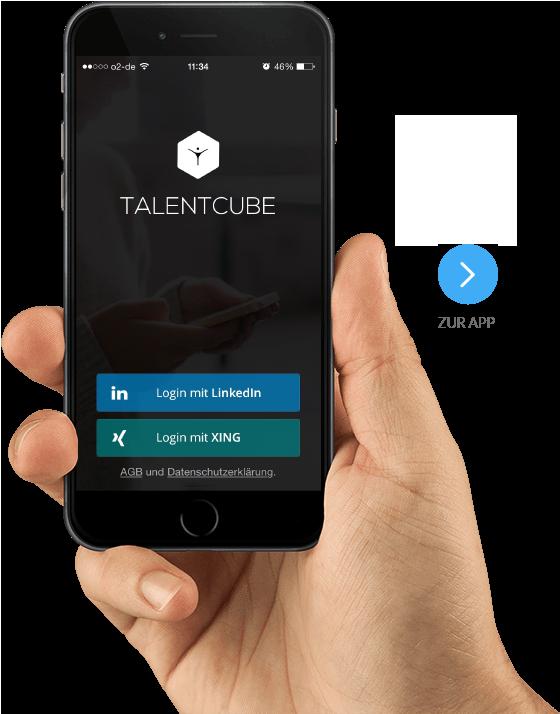 talentcube.de_bewerbung_iphone