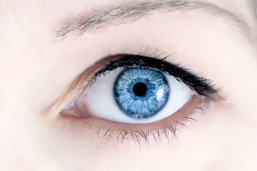 Fotolia_79905364_S.jpg Überzeugen durch Körpersprache im Vorstellungsgespräch - Das Auge - Positiv abheben Blog